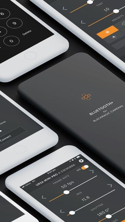 Bluetooth+ for Blackmagic screenshot-3