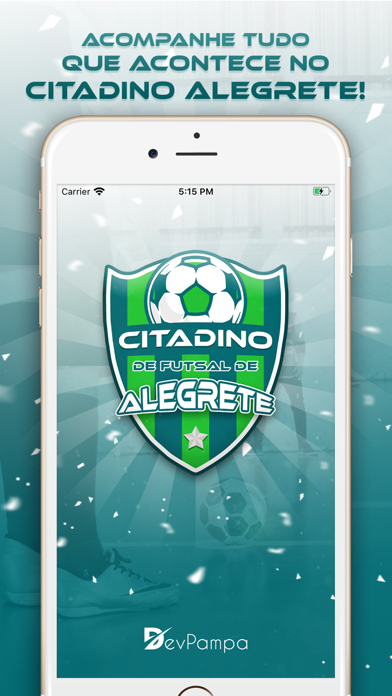 Citadino Alegrete screenshot 1