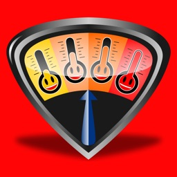Hot O Meter Photo Scanner Game