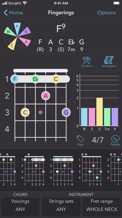 Chord! screenshot-7