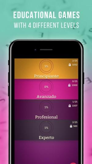Learn Spanish Frase Master Screenshot