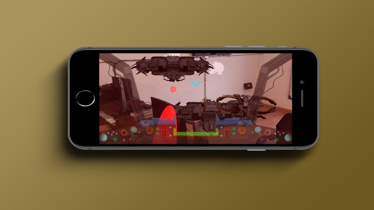 Final Frontier: AR Space Game