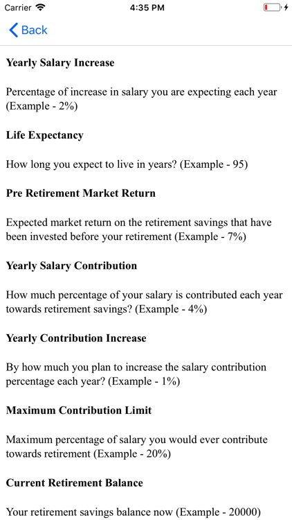 When Can I Retire screenshot-6