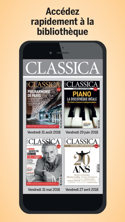 Classica - Magazine screenshot-7