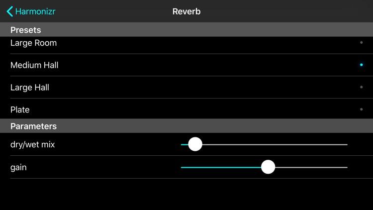 Harmonizr screenshot-4