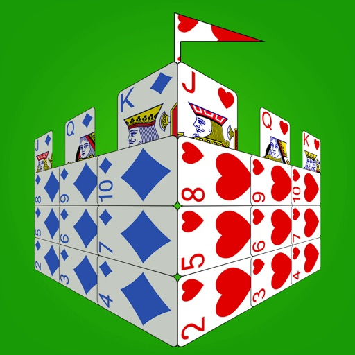 Castle Solitaire: Card Game free software for iPhone and iPad