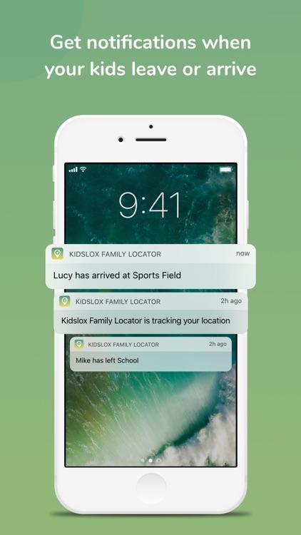 Family Locator app by Kidslox screenshot-3