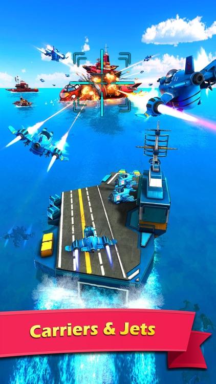 Sea Game: Mega Carrier screenshot-3