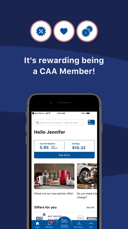 BCAA Mobile screenshot-4