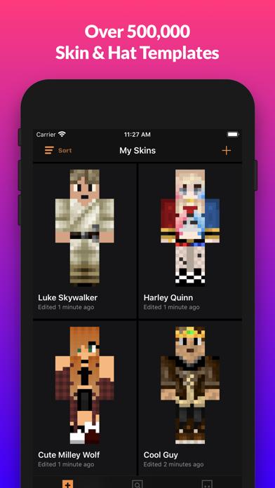 Skin Creator: Pro Edition screenshot 3