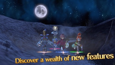 FINALFANTASY CRYSTALCHRONICLES Screenshot
