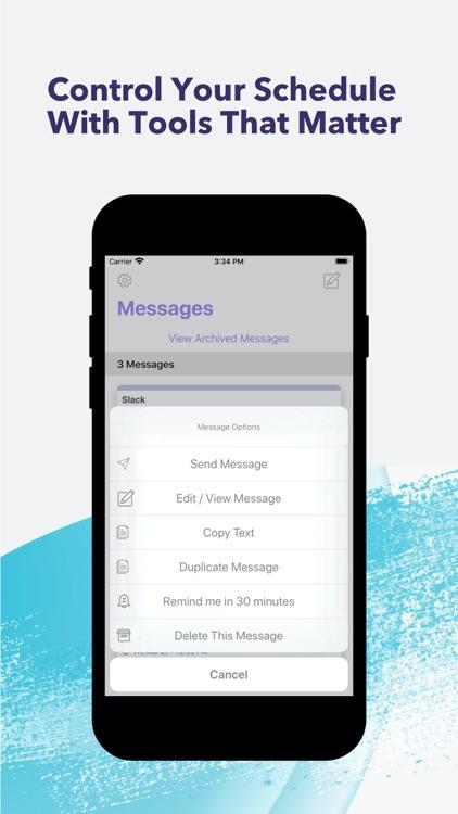 Moxy Messenger screenshot-3