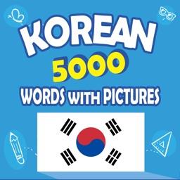 Korean 5000 Words&Pictures