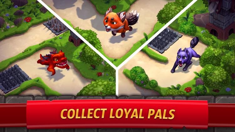 Royal Revolt 2: Tower Battle screenshot-5