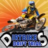 Dirt Bike Drift Trails Racing App Icon
