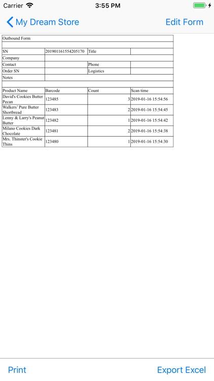 Power Barcode Scanner screenshot-9