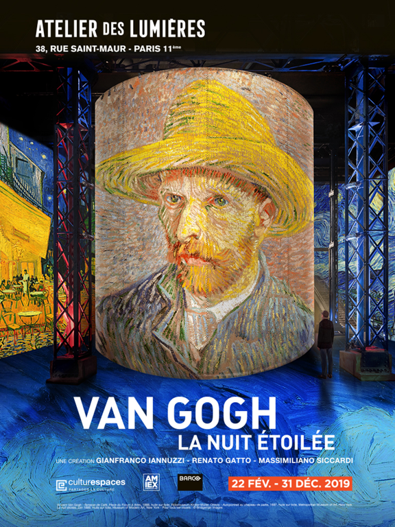 Van Gogh, Starry night screenshot 5