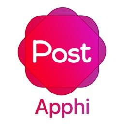 Apphi: Schedule, Post, Plan