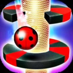 Helix Ladybug Miraculous Tower