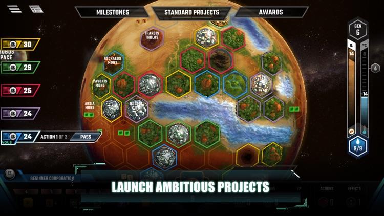 Terraforming Mars screenshot-3