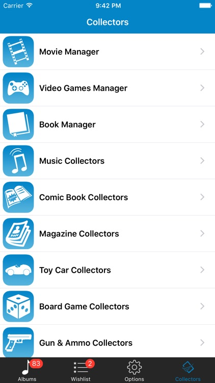 Music Collector and Organizer screenshot-4