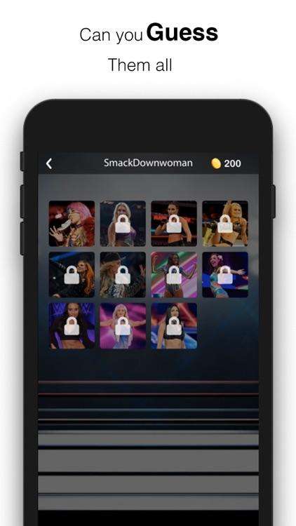 Wrestling Star Quiz Trivia screenshot-3