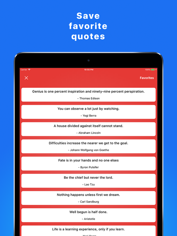 Daily Quote: Motivation Quotes-ipad-3
