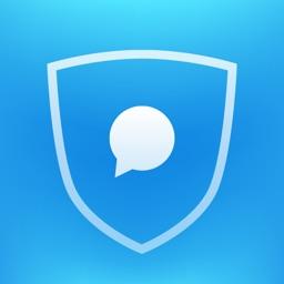 CoverMe Appel & SMS privés