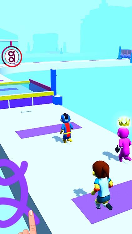 Draw Race 3D screenshot-8