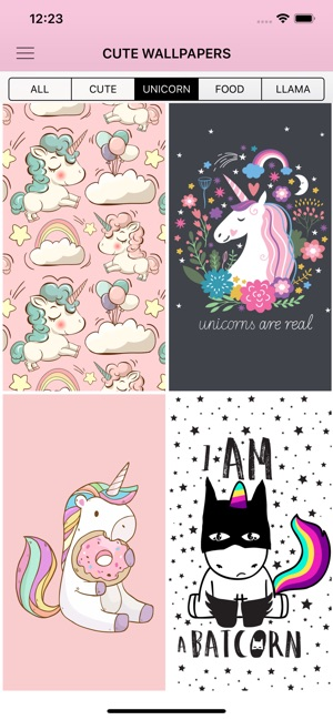 Cute Wallpapers Background 4+