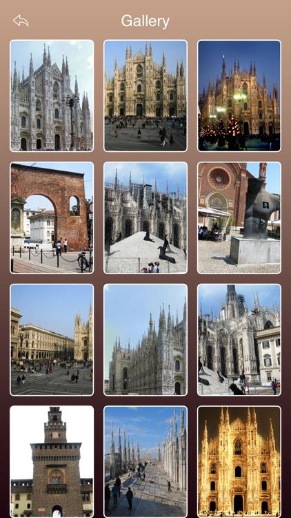 Milan Tourism Guide screenshot-4