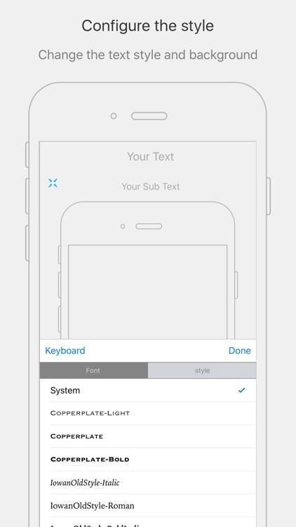 Screenshot Maker
