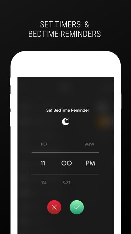 Melodies : Relax & Sleep screenshot-6