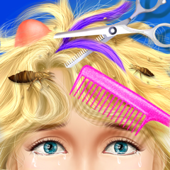 Princess HAIR Salon: Spa Games