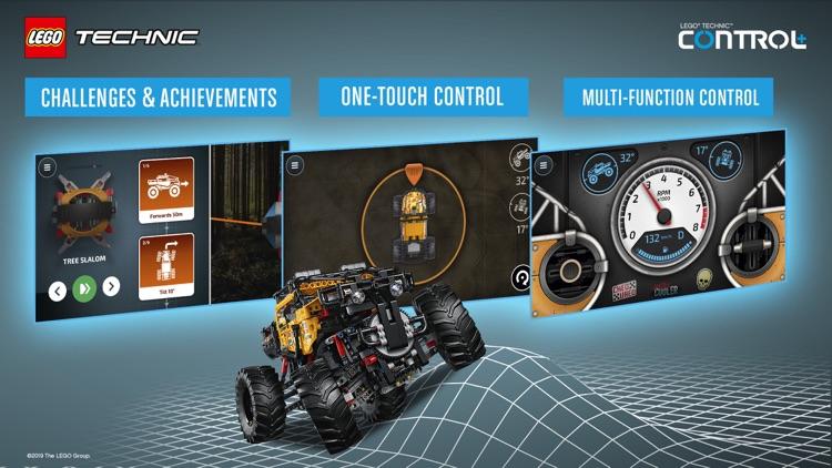 LEGO® TECHNIC® CONTROL+ screenshot-4