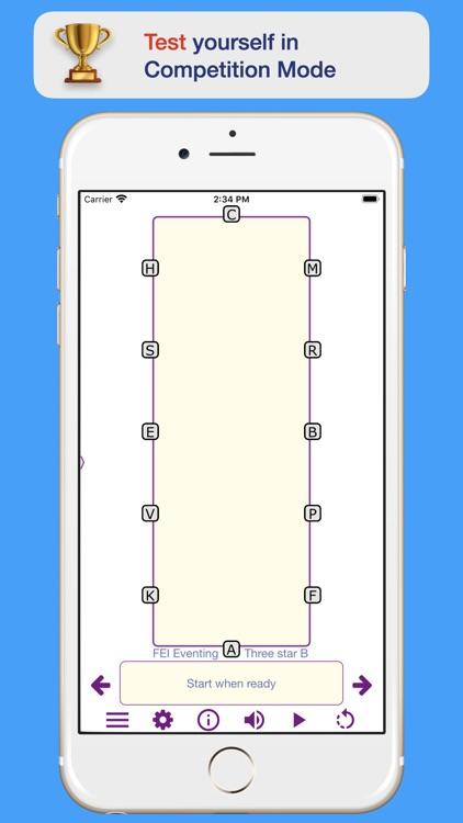 TestPro Dressage Test Sampler screenshot-6