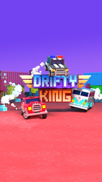Drifty King! screenshot-4
