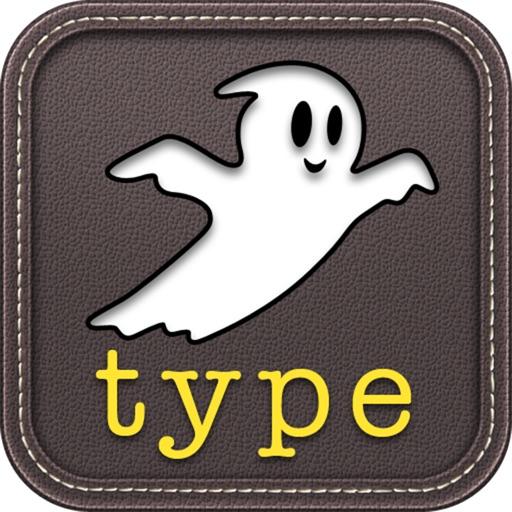 Ghost Type - Typing Tutor