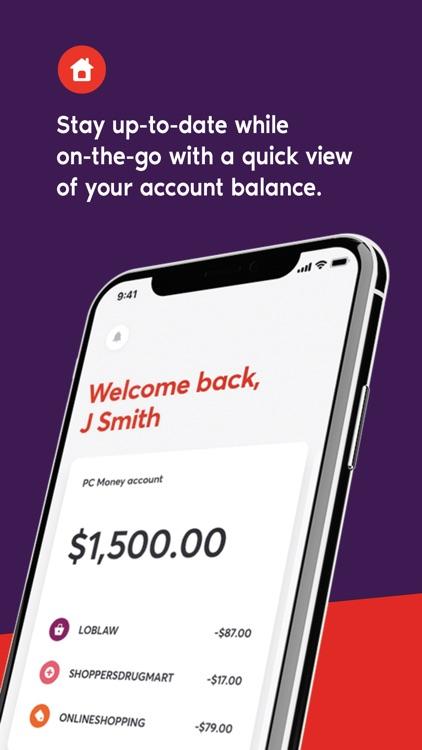 PC Financial Mobile