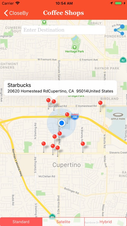 Real Estate List screenshot-5
