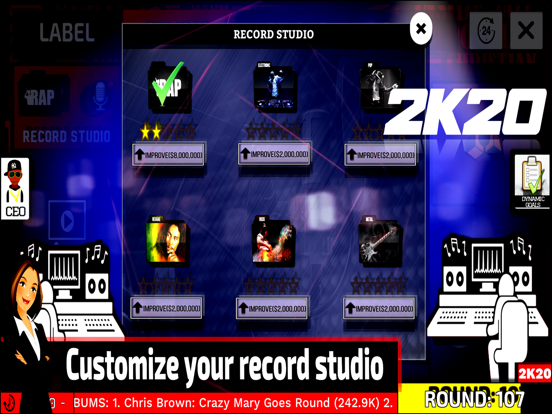 Music Label Manager 2K20 screenshot 19