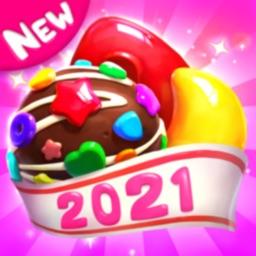 Crazy Candy Smash