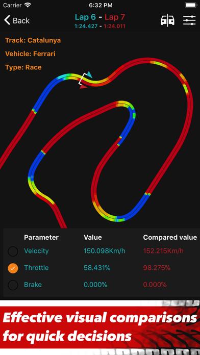 Sim Racing Telemetryのおすすめ画像3