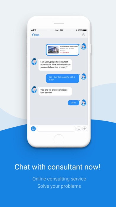Uoolu: Overseas properties screenshot four