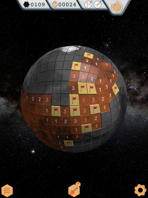 Globesweeper screenshot 15