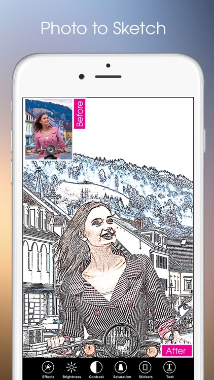 Photo To Sketch - Drawing book