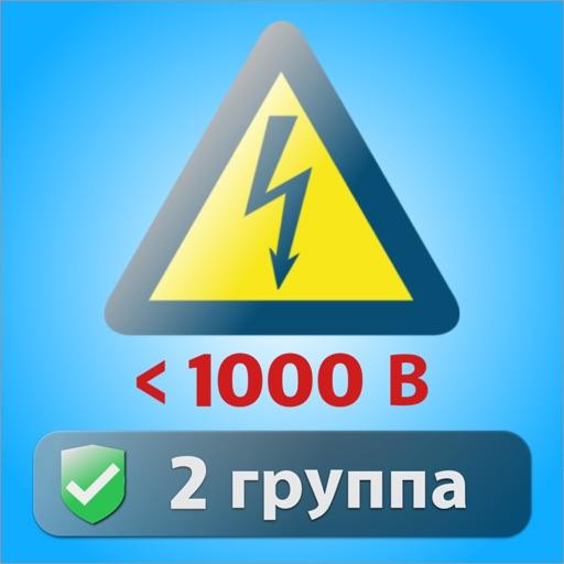 Электробезопасность 2 до 1000в