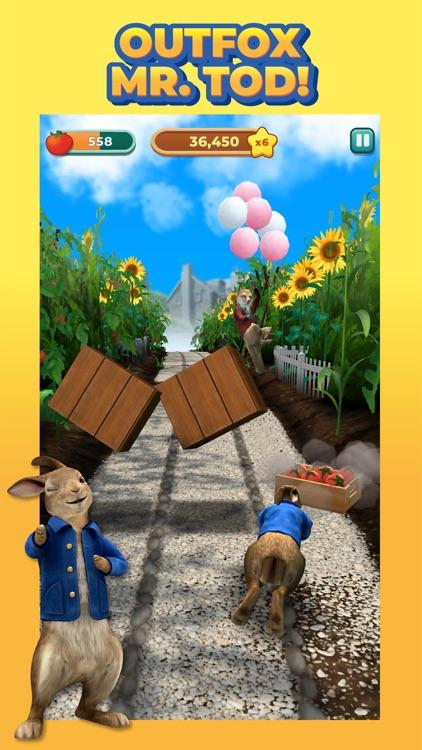 Peter Rabbit Run! screenshot-3