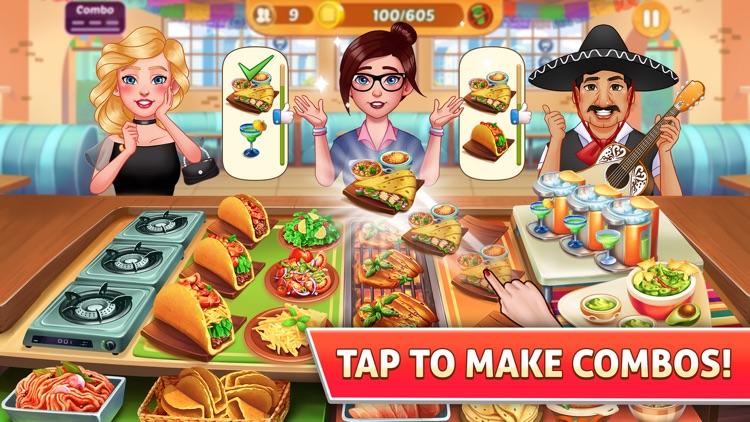 Kitchen Craze: Cooking Games screenshot-3