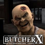Butcher X — Horror Adventure icon
